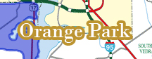 orange park button