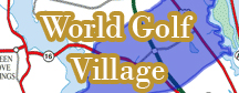 world golf village button